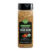 Wellsley Farms Organic Ground Veggie Blend, 13.7 oz.