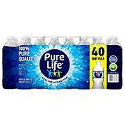 Nestle Pure Life Purified Water, 40 pk./16.9 oz.
