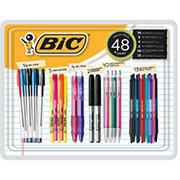 BIC All-in-One Value Pack, 48 ct. - Assorted