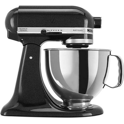 KitchenAid Artisan 5-Qt. Tilt-Head Stand Mixer - Caviar