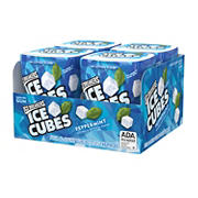 Ice Breakers Ice Cubes Peppermint Sugar-Free Gum, 4 pk./40 ct.