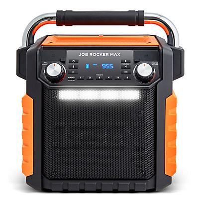 ION Audio Job Rocker Max - Black/Orange
