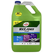 Turtle Wax Max Power Car Wash, 160 oz.