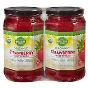 Wellsley Farms Organic Strawberry Preserves, 2 pk./22 oz.