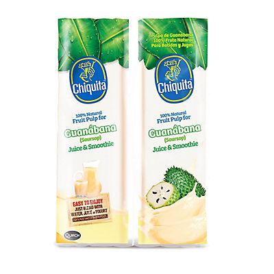 Chiquita Guanabana Pulp, 2 ct./7 oz.