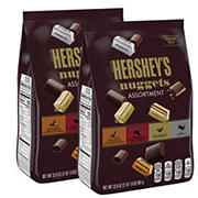 Hershey's Nuggets Assortment, 2 pk./33.9 oz.
