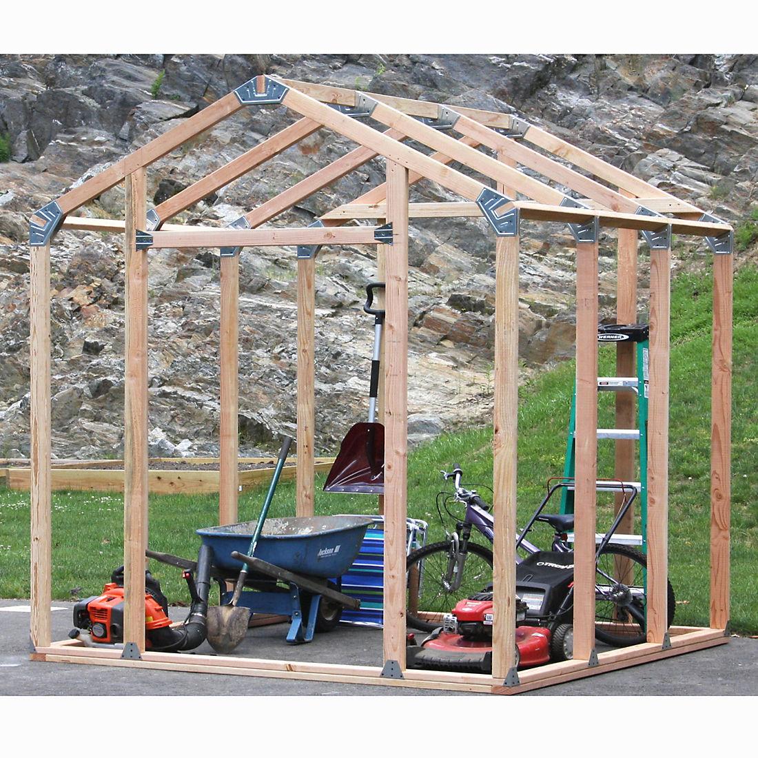 Shelter-It EZ Framer 7' x 8' Shed Framing Kit
