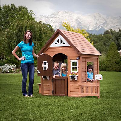 Backyard Discovery Aspen Playhouse