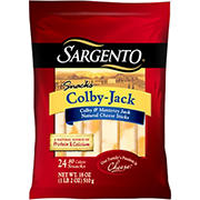 Sargento Colby-Jack Cheese Sticks, 24 ct.