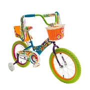 "Titan Girls' 16"" BMX Bike - Flower Power"