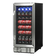 NewAir Compact 96-Can Built-In Beverage Cooler