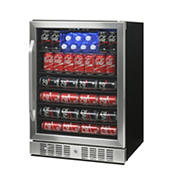 NewAir 177-Can Deluxe Beverage Cooler