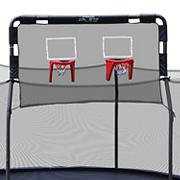 Skywalker Trampolines 15' Double Basketball Hoop