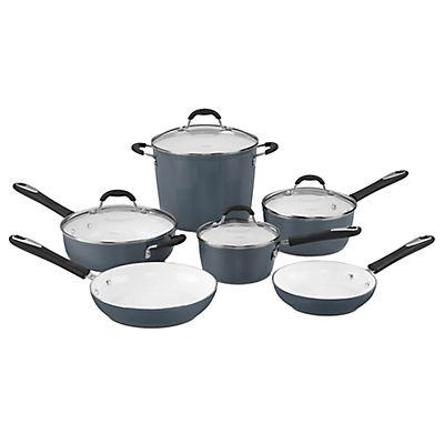Cuisinart 10-Pc. Elements Nonstick Cookware Set