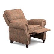 ProLounger Push-Back Recliner - Paisley