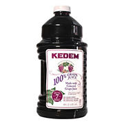 Kedem 100% Pure Grape Juice, 96 oz.