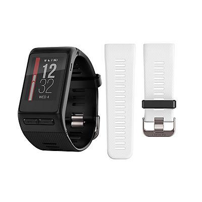 Garmin Vivoactive HR GPS Smart Watch with Bonus Band