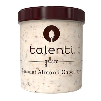 Talenti Coconut Almond Gelato, 1 qt.