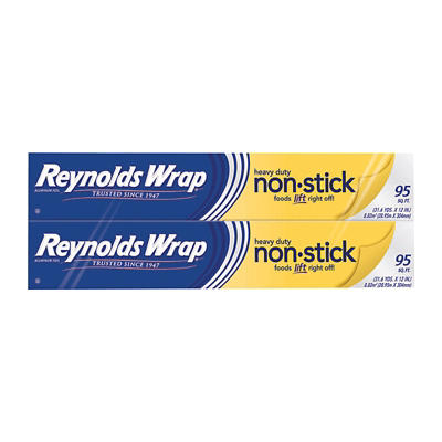 Reynolds Wrap Heavy Duty Foil, 2 ct./95 sq. ft.