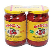 Mancini Roasted Sweet Peppers, 2 ct./24 oz.