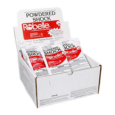 Robelle Powdered Shock, 12 pk./1 lb.