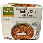 Panera Turkey Chili, 3 ct./12 oz.