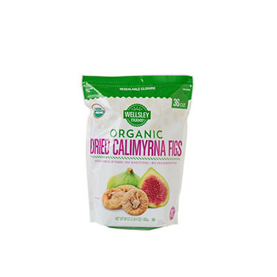 Wellsley Farms Organic Dried Calimyrna Figs, 36 oz.