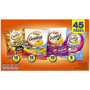 Goldfish Variety Pack, 45 ct.