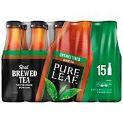 Pure Leaf Unsweetened Tea, 15 ct./18.5 fl. oz.