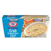 Legal Seafood Crab and Sweet Corn Soup, 2 ct./20 oz.