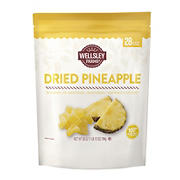 Wellsley Farms Dried Pineapple, 28 oz.