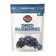 Wellsley Farms Dried Blueberries, 20 oz.