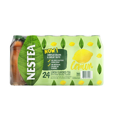 Nestea Lemon Flavored Iced Tea, 24 ct./16.9 fl. oz.