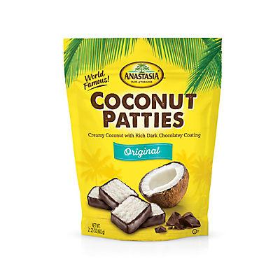 Anastasia Confections Classic Original Coconut Patties, 17 ct.