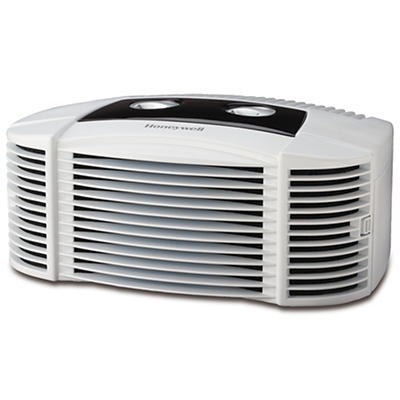 Honeywell HEPAClean Compact Air Purifier - White