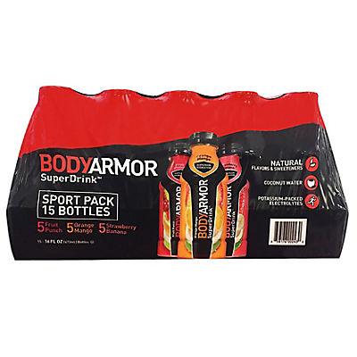 BODYARMOR Super Drink, 15 ct./16 fl. oz.