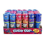 TOPPS Push Pop Variety Pack, 24 pk.