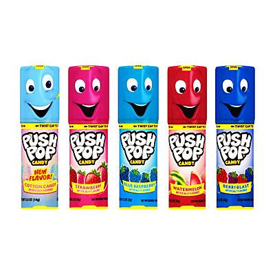 TOPPS Push Pop Variety Pack, 24 pk.