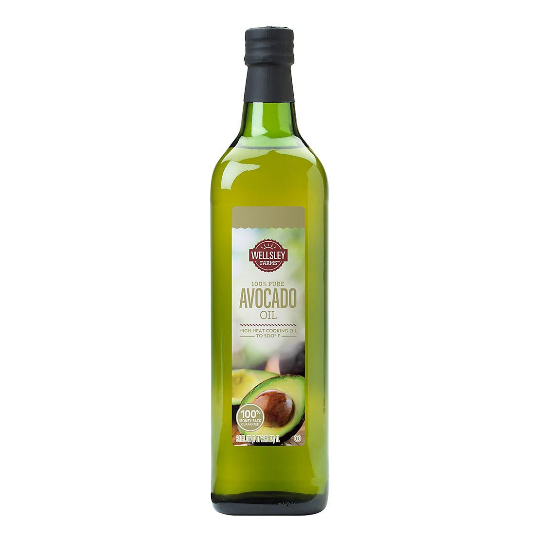 Wellsley Farms Avocado Oil, 34 oz