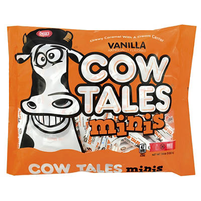 Cow Tail Minis Bag, 36 oz.