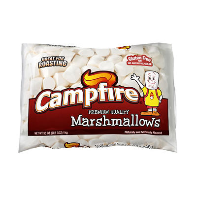 Campfire Marshmallows, 35 oz.