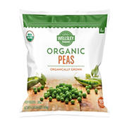 Wellsley Farms Organic Peas, 4 lbs.
