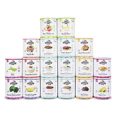 Augason Farms Simply Meal Emergency Food Storage Kit
