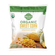 Wellsley Farms Frozen Organic Corn, 64 oz.