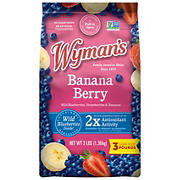 Wyman's Banana Berry with Wild Blues Fruit Mix, 3 lbs.