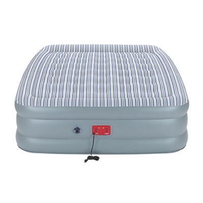 Coleman SupportRest Elite PillowStop Queen-Size Airbed with Built-In P