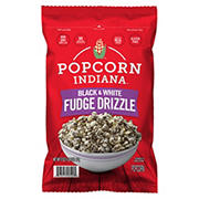 Popcorn Indiana Black and White Drizzlecorn, 17 oz.