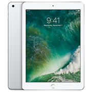 Apple iPad with Wi-Fi, 32GB - Silver