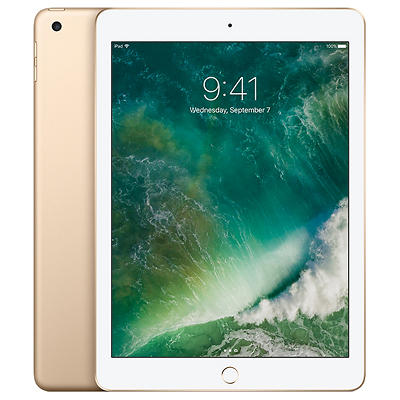 Apple iPad with Wi-Fi, 32GB - Gold