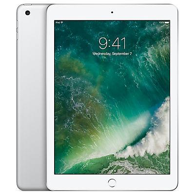 Apple iPad with Wi-Fi, 128GB - Silver
